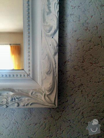 Ozdobné zrcadlo v rámu: Ozdobne-zrcadlo-3
