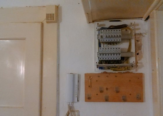 Elektrikářské práce