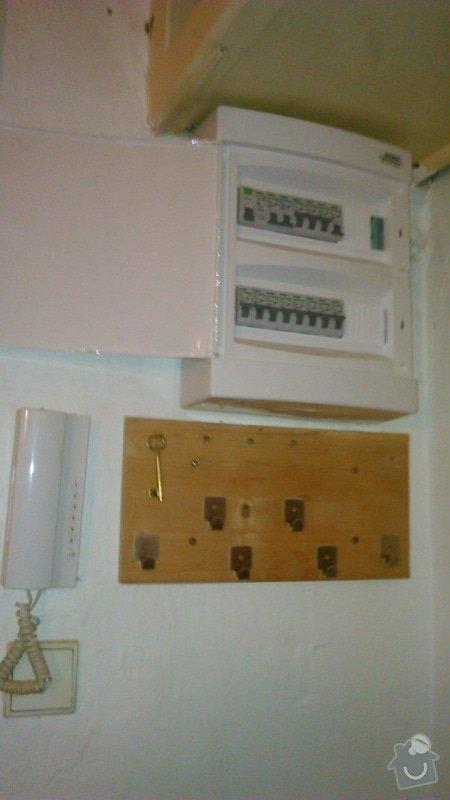 Elektrikářské práce: DSC_0048