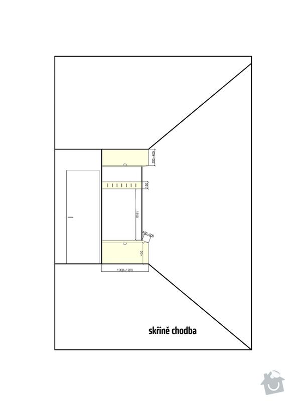Truhlářské práce (botník,skříňky do koupelny...): skrinky_chodba