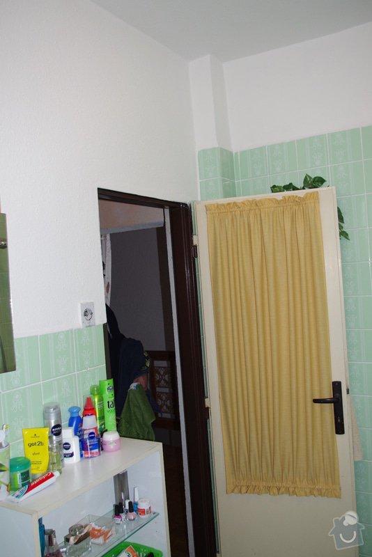 Rekonstrukce koupelny: IMGP0004