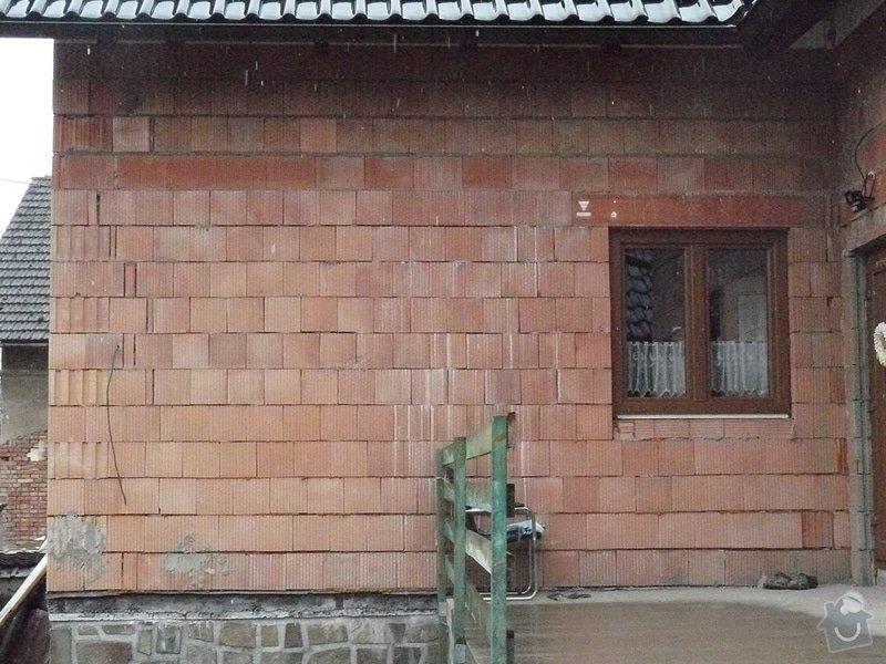 Fasáda rodiného domu: P1070885