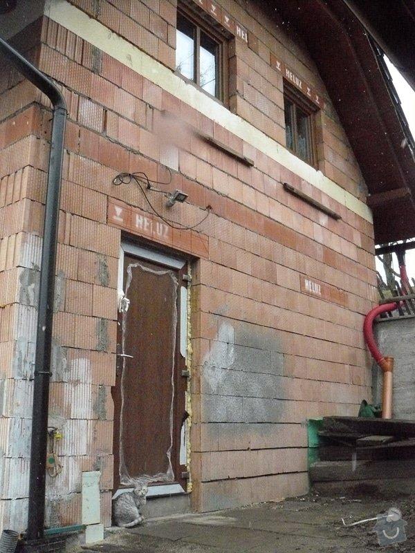 Fasáda rodiného domu: P1070889