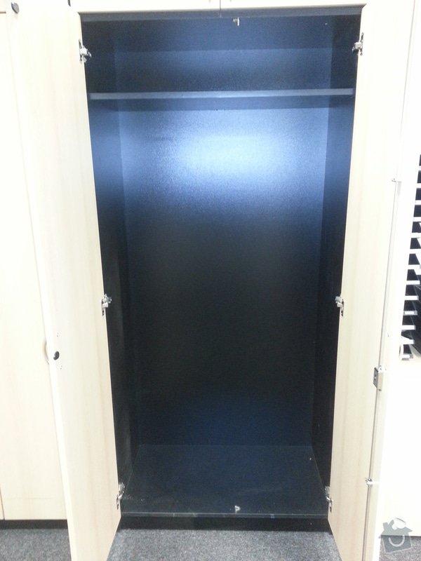 Police do skříní, úprava nábytku: skri_n