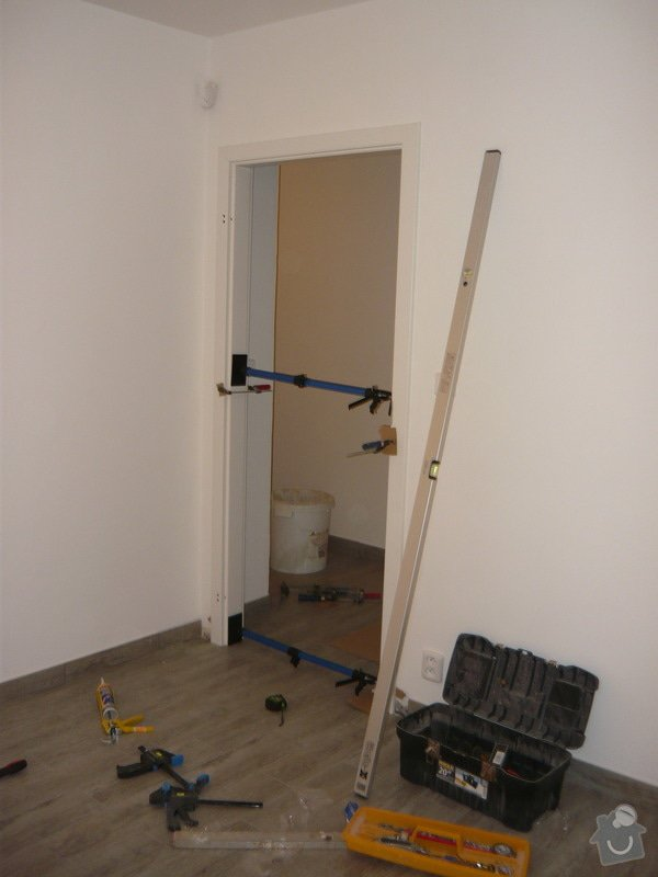 Rekonstrukce snizeneho podlazi Sulice: P1020779
