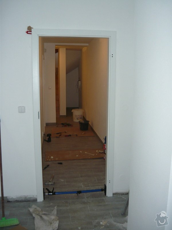 Rekonstrukce snizeneho podlazi Sulice: P1020782