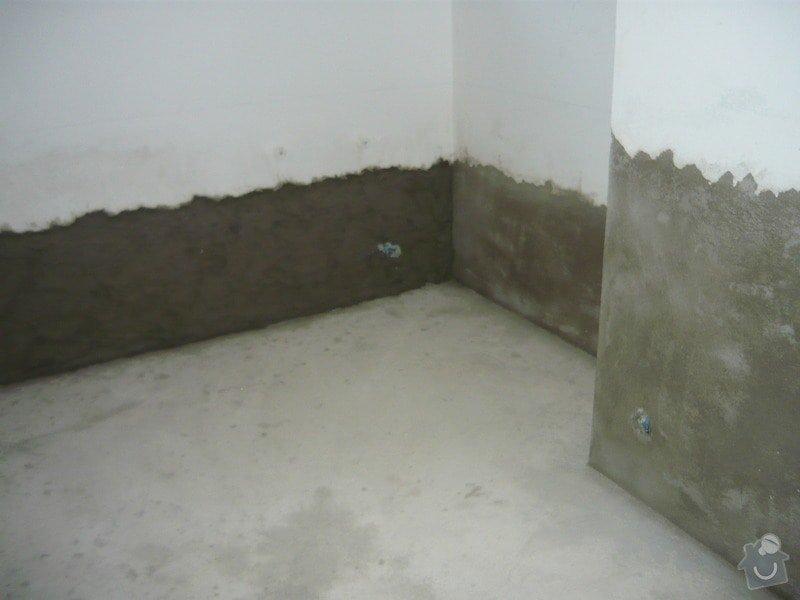 Rekonstrukce snizeneho podlazi Sulice: P1020666