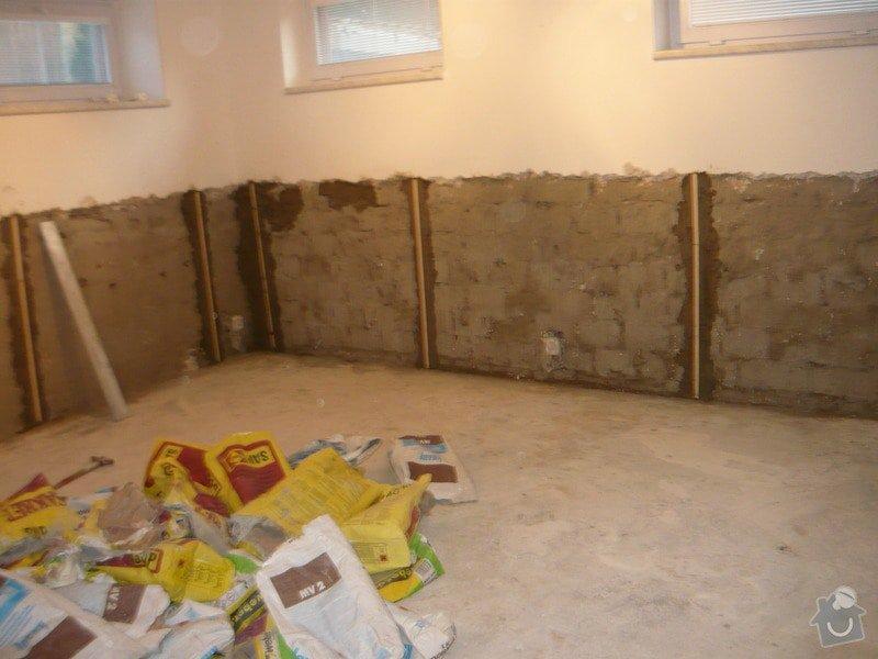 Rekonstrukce snizeneho podlazi Sulice: P1020670