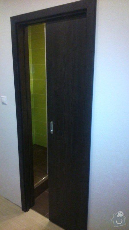 Montáž dveří Solodoor do stavebního pouzdra Eclisse: DSC_0109