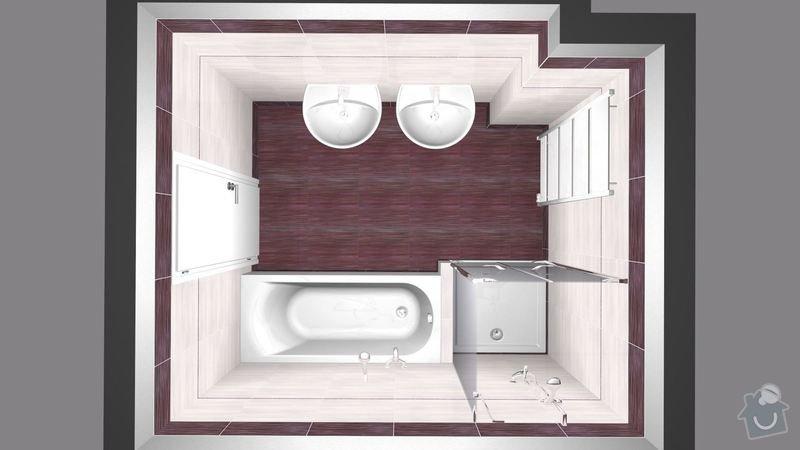 Nábytek do koupelny: 98-18-215_koupelna-06