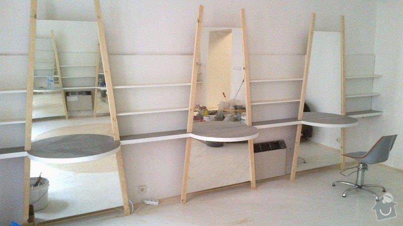 Kompletní realizace kadeřnického salonu: 2014-03-06-408
