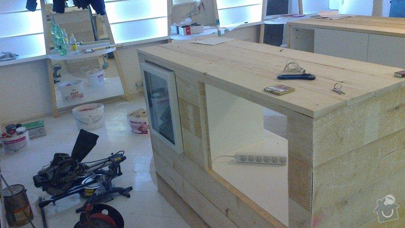 Kompletní realizace kadeřnického salonu: 2014-03-15-415