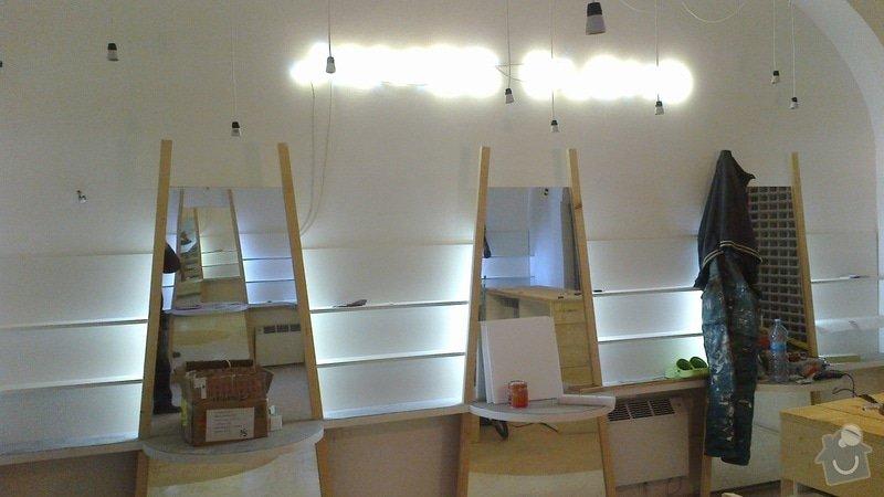 Kompletní realizace kadeřnického salonu: 2014-03-15-420