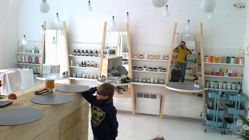 Kompletní realizace kadeřnického salonu: 2014-03-22-424