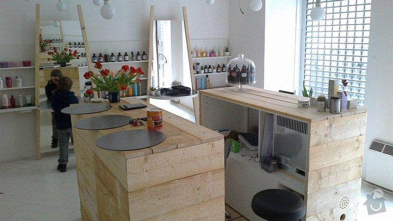 Kompletní realizace kadeřnického salonu: 2014-03-22-425