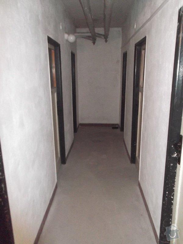 Pokládka PVC podlahy : DSCF4487