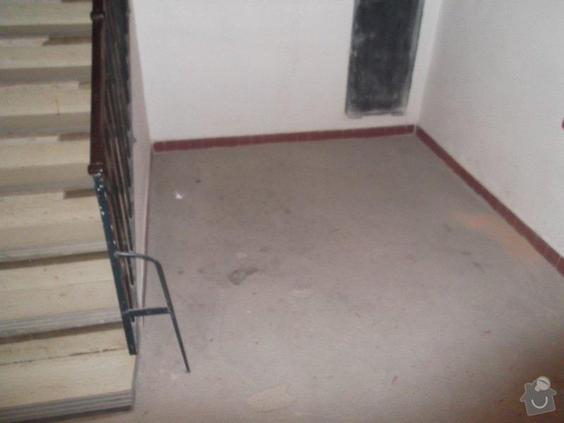 Pokládka PVC podlahy : DSCF4496