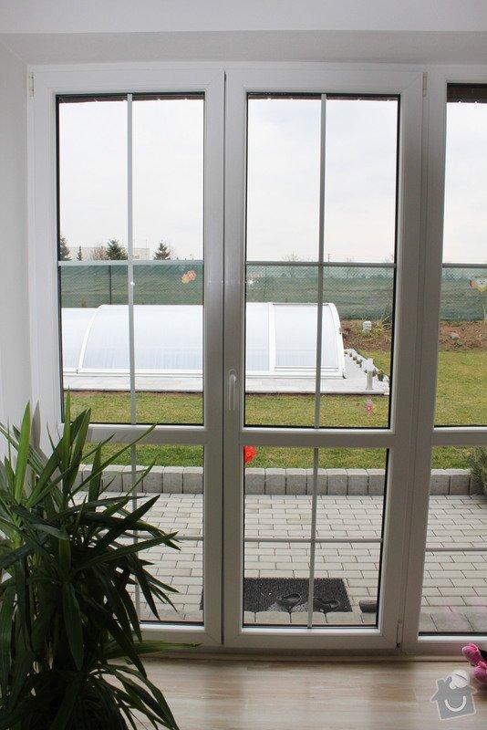 Výměnu rámů dveří u francouzského okna fa. GEALAN: IMG_6368