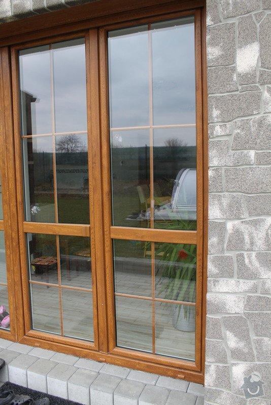 Výměnu rámů dveří u francouzského okna fa. GEALAN: IMG_6370