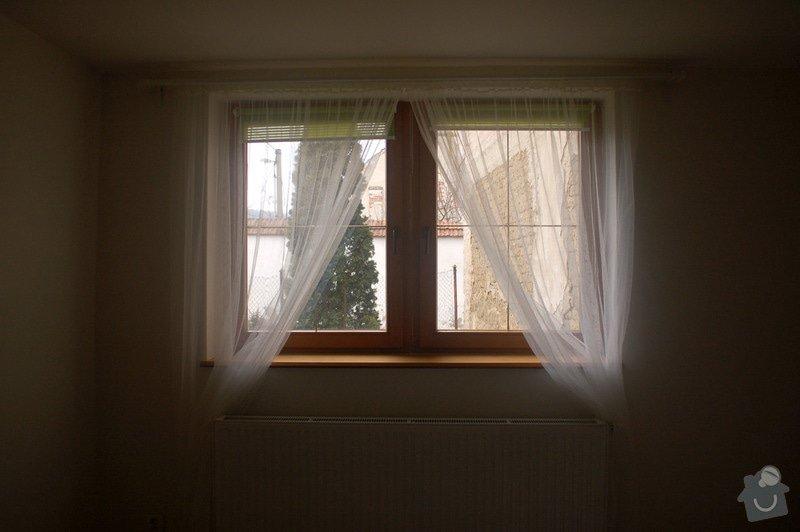 Výměna třech oken v RD: okno1