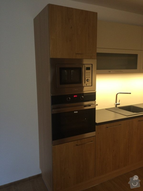 Rekonstrukce bytu,dodání kuchynské linky: 13.3.2015_2761