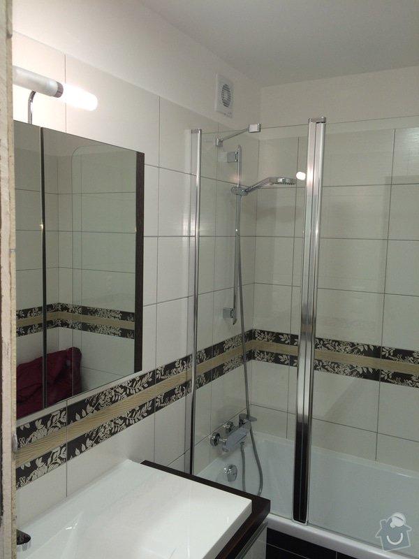 Rekonstrukce bytu,dodání kuchynské linky: 13.3.2015_2764