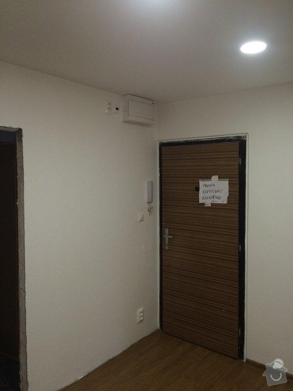 Rekonstrukce bytu,dodání kuchynské linky: 13.3.2015_2774