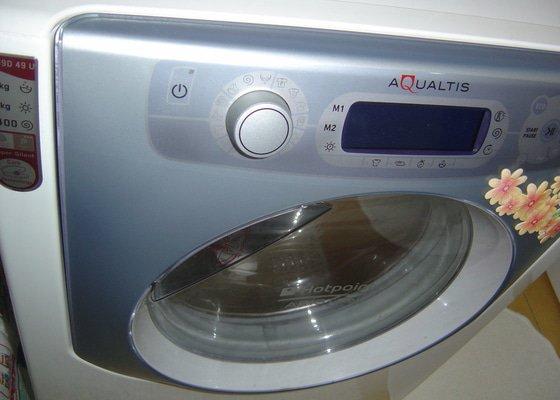Oprava pračky se sušičkou