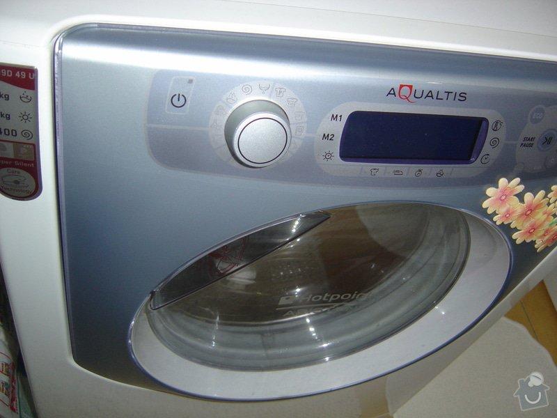Oprava pračky se sušičkou: DSC00103