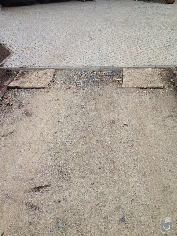 Pokládka zatravňovací dlažby 24 m2: obrazek_3