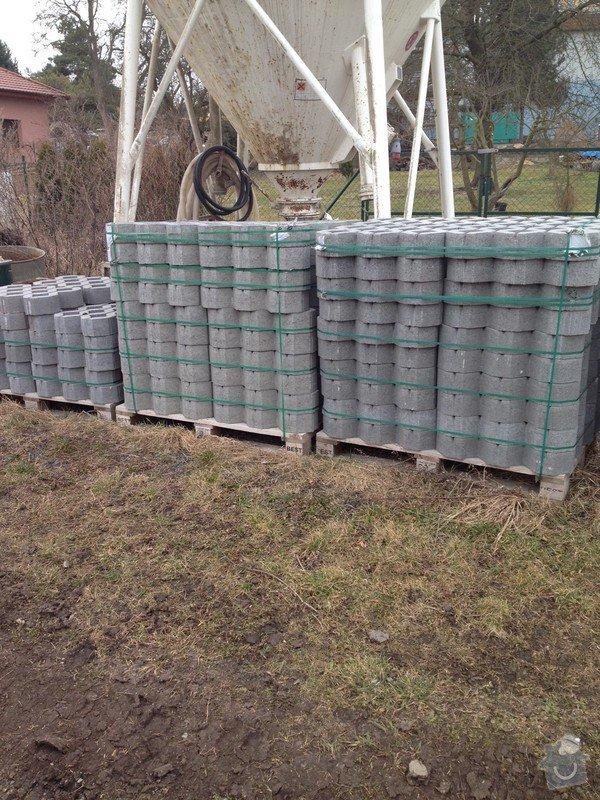 Pokládka zatravňovací dlažby 24 m2: obrazek_2