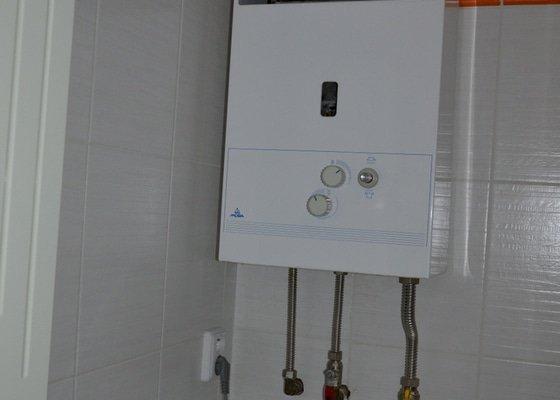 Pořízení a montáž topení