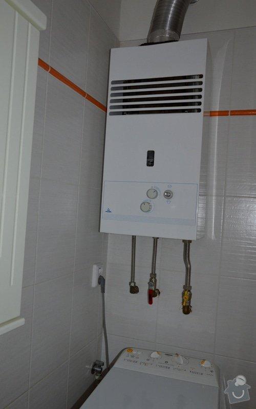 Pořízení a montáž topení: IMG_1066