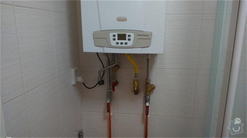 Pořízení a montáž topení: DSC_0394