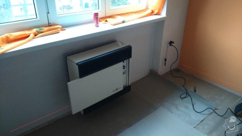 Pořízení a montáž topení: DSC_0385