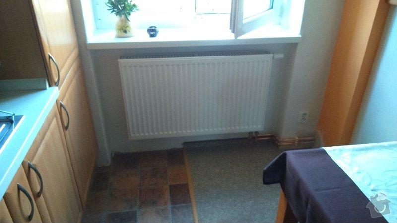 Pořízení a montáž topení: DSC_0396