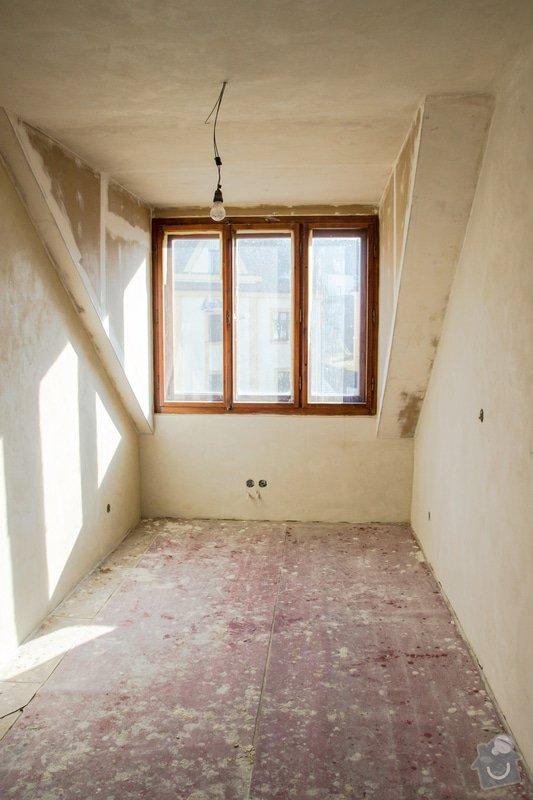 Renovace prkenné podlahy 11,5m2 - broušení+lakování: 0002_