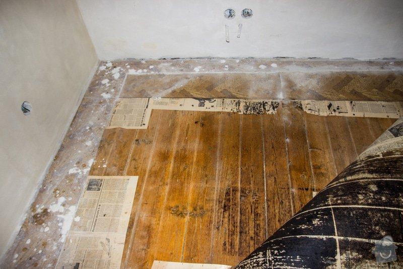 Renovace prkenné podlahy 11,5m2 - broušení+lakování: 0007_
