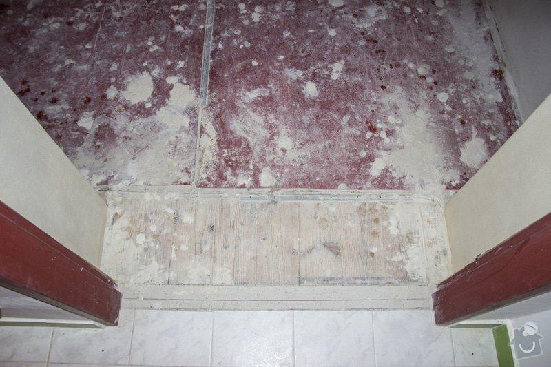 Renovace prkenné podlahy 11,5m2 - broušení+lakování: 0010_