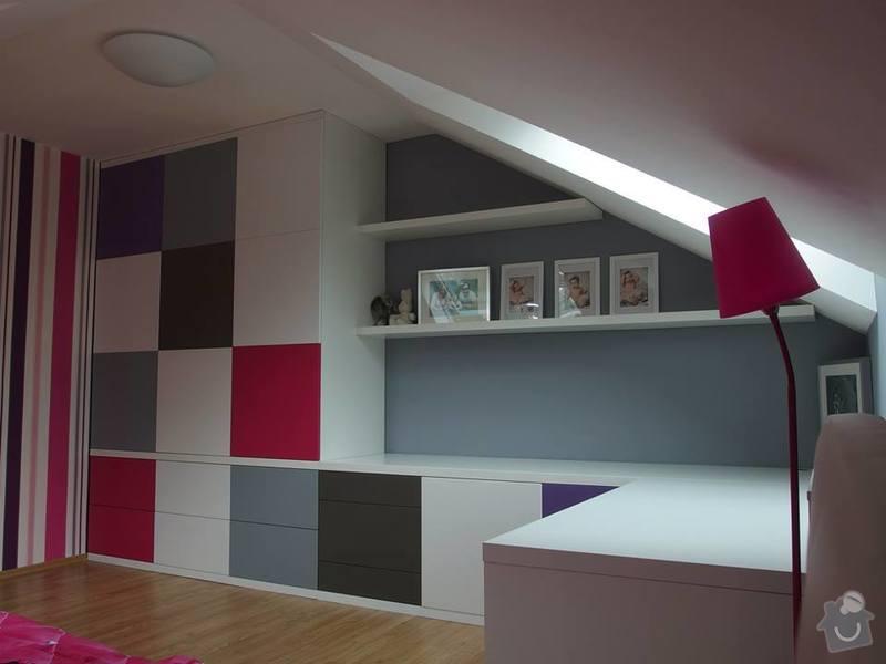 Dětský pokoj podle návrhu architekta: NeatWood_pokoj_lak_polomat_03