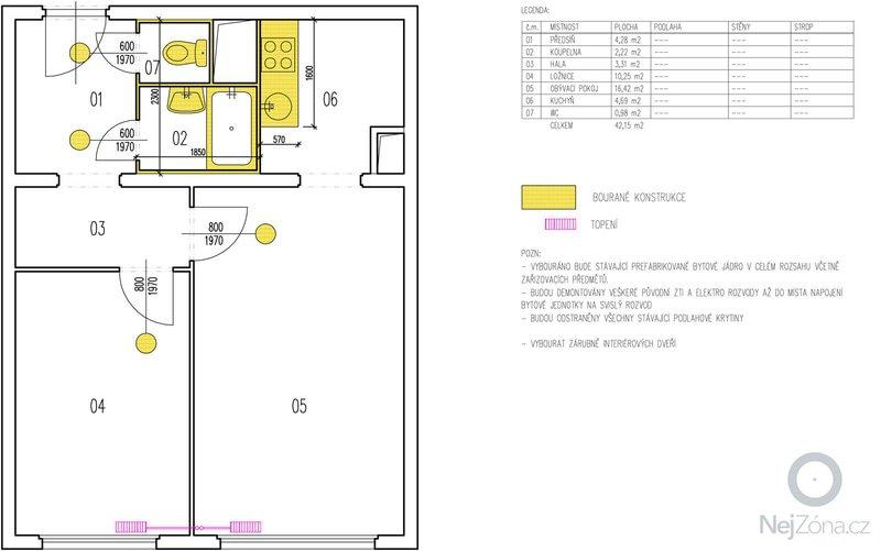 Rekonstrukce panelového bytu 2+kk: vykres_090924-1