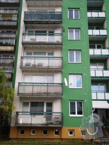 Balkon, síť, kočky: vinbal