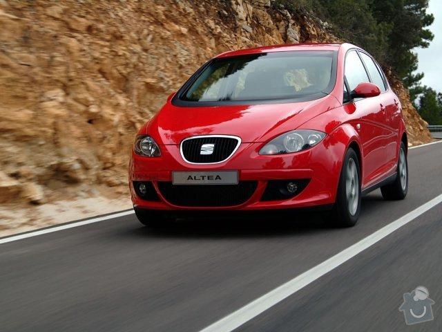 POMOC s koupí AUTA (ojetiny) kontrola vozu před koupí, pomoc s výběrem, dovoz ze zahraničí: SEAT_Altea_Minivan_2004