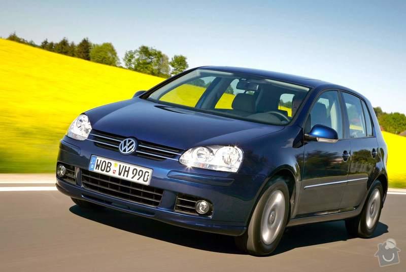 POMOC s koupí AUTA (ojetiny) kontrola vozu před koupí, pomoc s výběrem, dovoz ze zahraničí: vw-golf-europe-2005