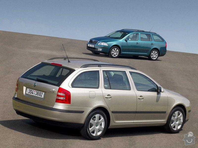POMOC s koupí AUTA (ojetiny) kontrola vozu před koupí, pomoc s výběrem, dovoz ze zahraničí: Skoda-Octavia-Combi-2005-23