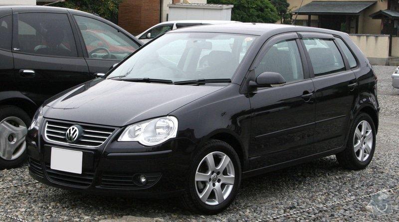 POMOC s koupí AUTA (ojetiny) kontrola vozu před koupí, pomoc s výběrem, dovoz ze zahraničí: Volkswagen_Polo_2005-2009