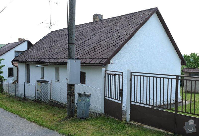 Nová střecha - trámy, krovy, krytina: 0002