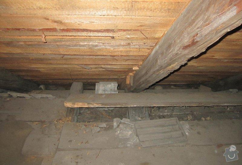 Nová střecha - trámy, krovy, krytina: 0004