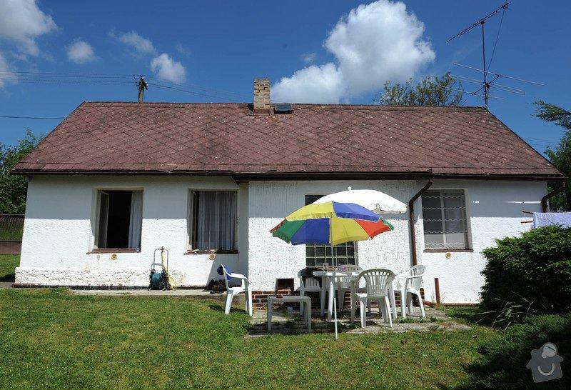 Nová střecha - trámy, krovy, krytina: 0001