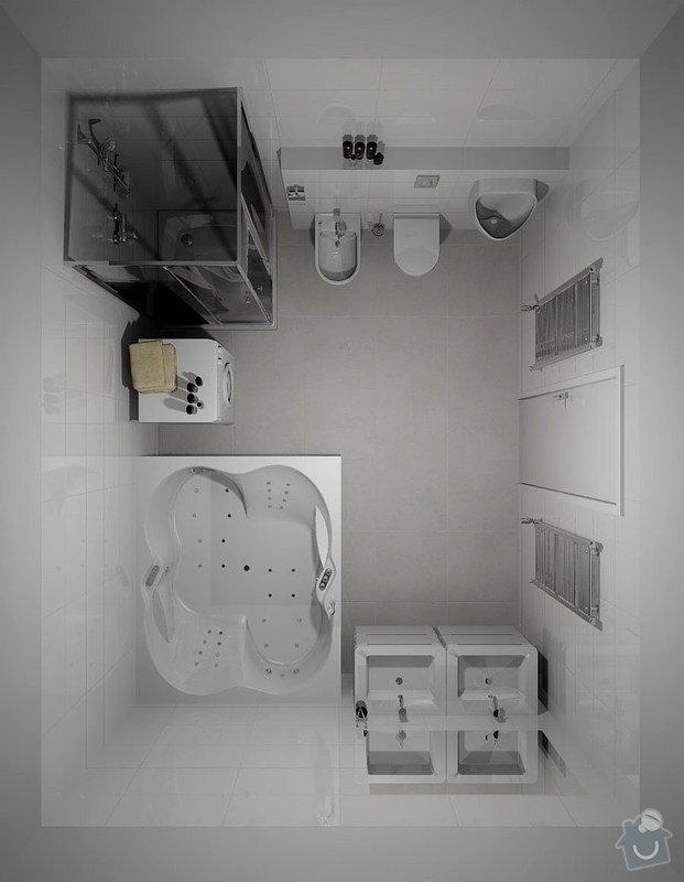 Rekonstrukce luxusní koupelny a přidělání WC: viz_ZACHARIAS_PETR_ver2_1